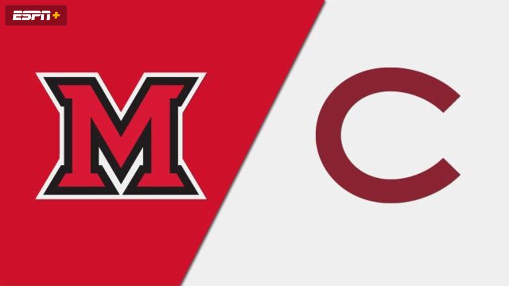 Miami (OH) vs. Colgate (M Hockey)