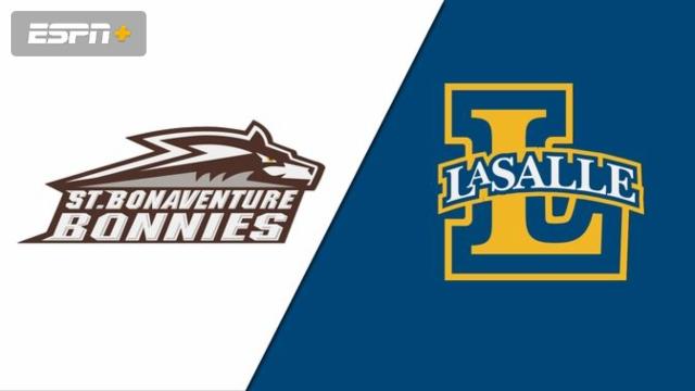 St. Bonaventure vs. La Salle (M Basketball)