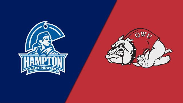 Hampton vs. Gardner-Webb (W Basketball)