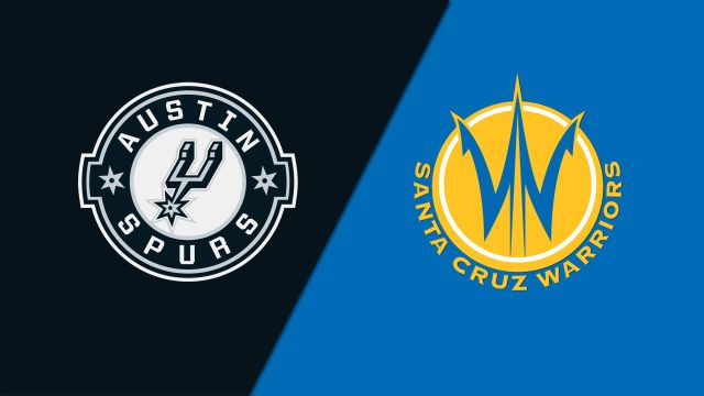 Austin Spurs vs. Santa Cruz Warriors