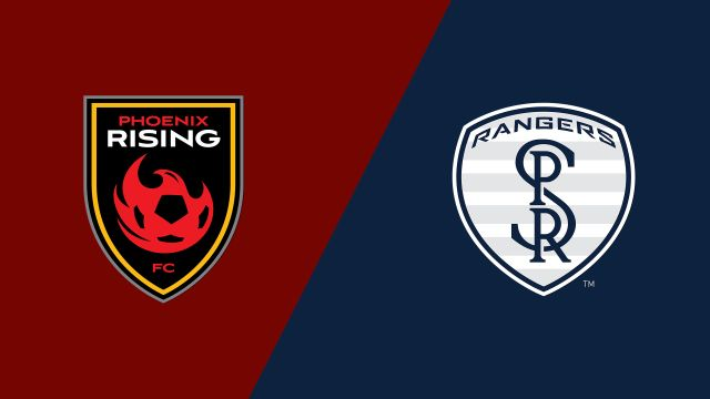 Phoenix Rising FC vs. Swope Park Rangers