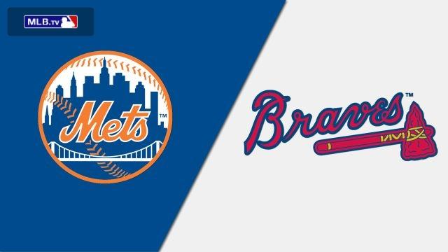 New York Mets vs. Atlanta Braves
