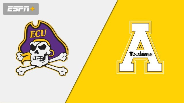 East Carolina vs. Appalachian State (M Basketball)