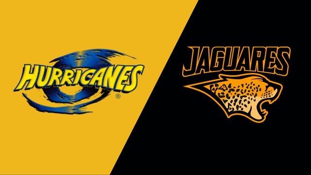 Hurricanes vs. Jaguares