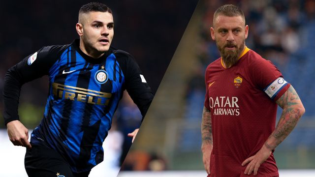 Internazionale vs. AS Roma (Serie A)