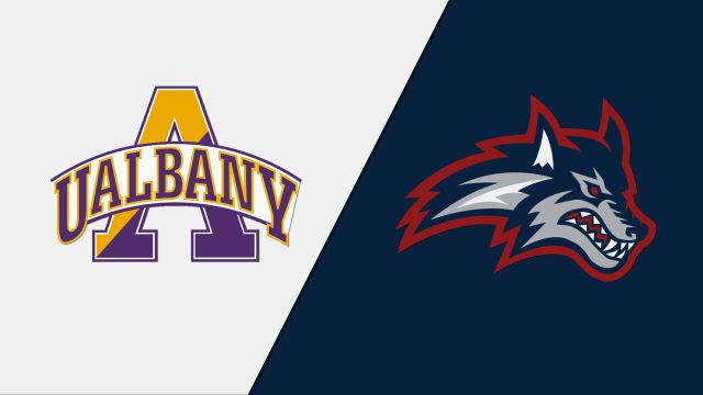 Albany vs. Stony Brook (M Basketball)