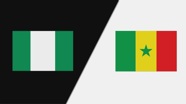 Nigeria vs. Senegal (FIBA World Cup Qualifier)