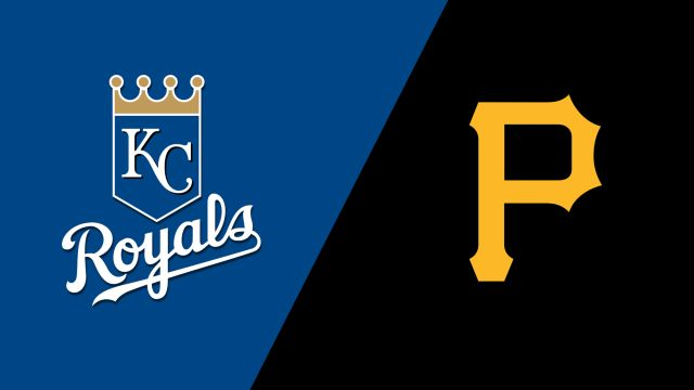 Kansas City Royals vs. Pittsburgh Pirates