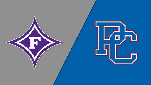 Furman vs. Presbyterian (W Soccer)