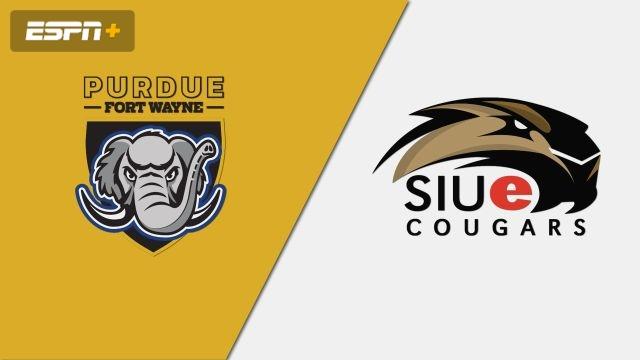 Purdue Fort Wayne vs. SIU-Edwardsville (W Volleyball)