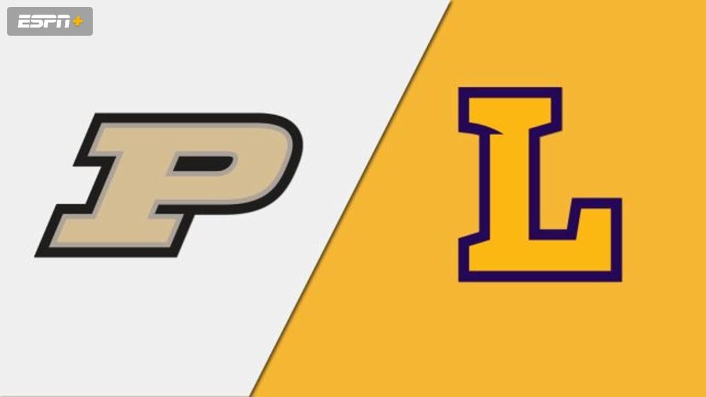 Purdue vs. Lipscomb (W Volleyball)