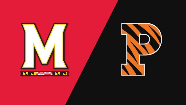 Maryland vs. Princeton (Field Hockey)