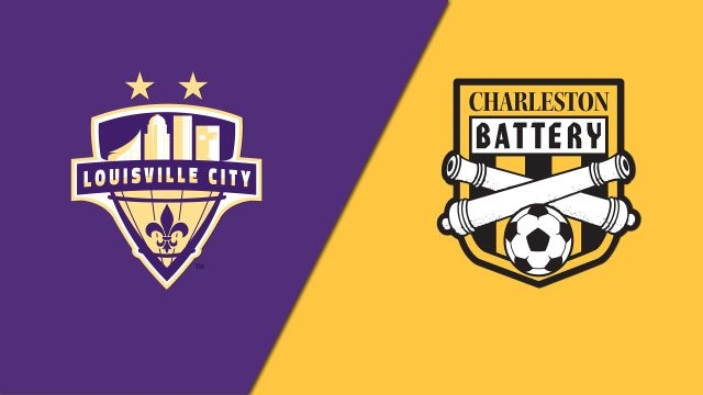 Louisville City FC vs. Charleston Battery (USL Championship)