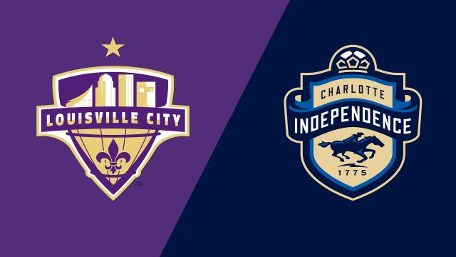 Louisville City FC vs. Charlotte Independence