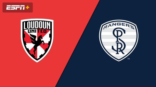 Loudoun United FC vs. Swope Park Rangers (USL Championship)
