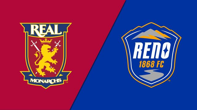 Real Monarchs SLC vs. Reno 1868 FC (USL Cup Playoffs)