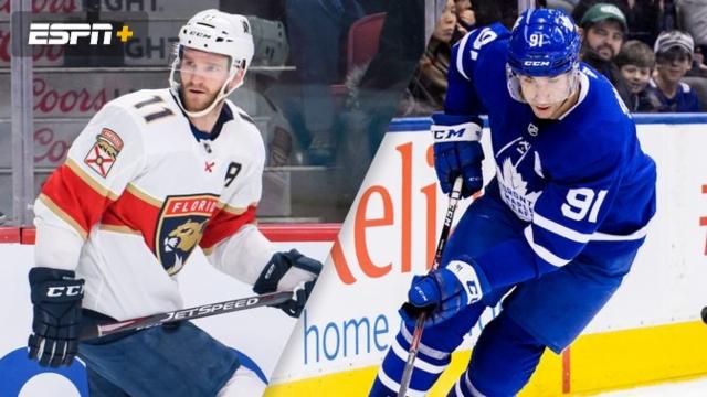 Florida Panthers vs. Toronto Maple Leafs