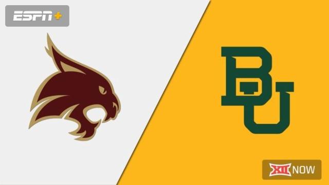 Texas State vs. Baylor (Softball)