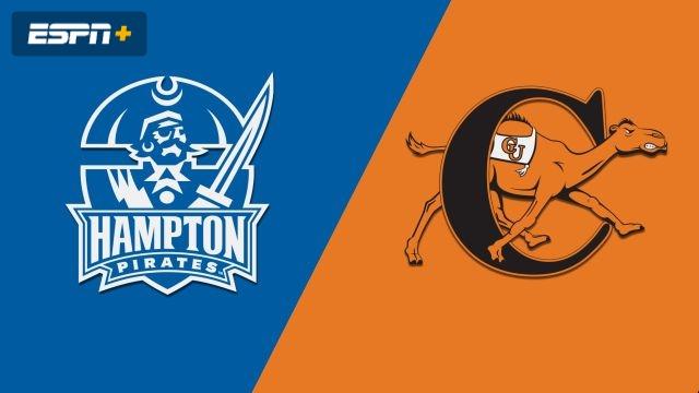 Hampton vs. Campbell (Football)