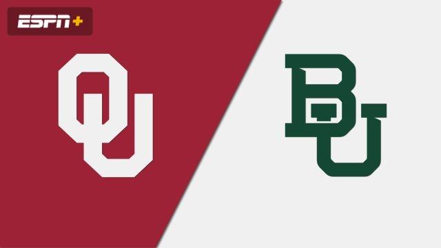 Oklahoma vs. Baylor (W Volleyball)