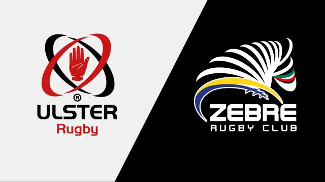 Ulster vs. Zebre Rugby Club (Guinness PRO14 Rugby)