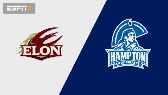 Elon vs. Hampton (W Soccer)