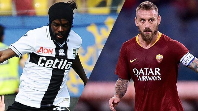 Parma vs. AS Roma (Serie A)
