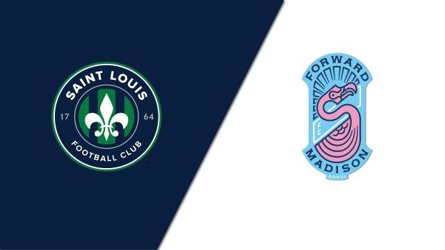 Saint Louis FC vs. Forward Madison (Third Round) (U.S. Open Cup)