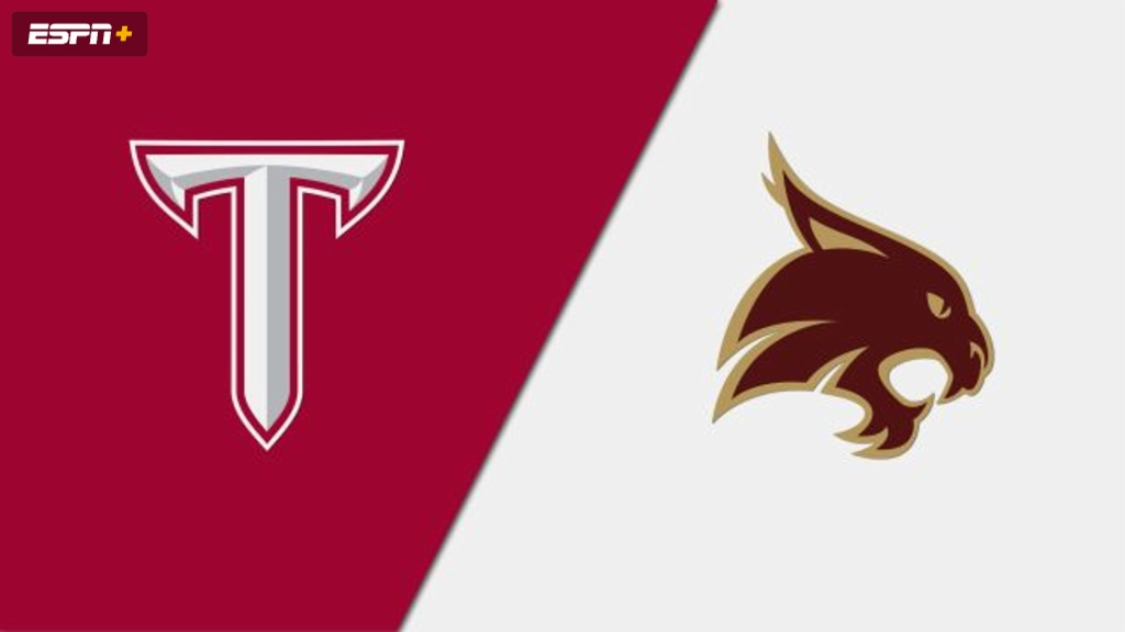 Troy vs. Texas State (Semifinal) (W Volleyball)