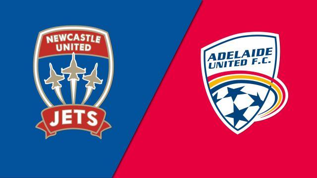 Newcastle Jets vs. Adelaide United (A-League)