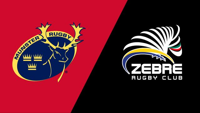 Munster vs. Zebre Rugby Club (Guinness PRO14 Rugby)