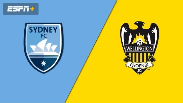 Sydney FC vs. Wellington Phoenix (A-League)