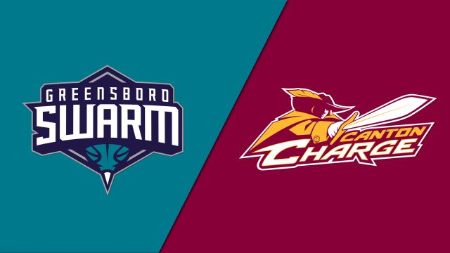 Greensboro Swarm vs. Canton Charge