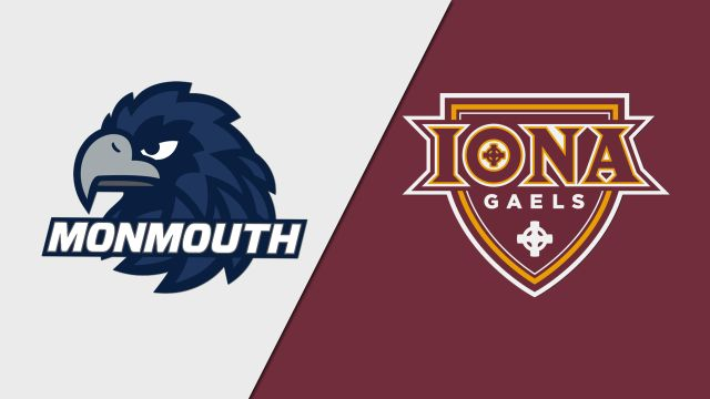 Monmouth vs. Iona (M Soccer)
