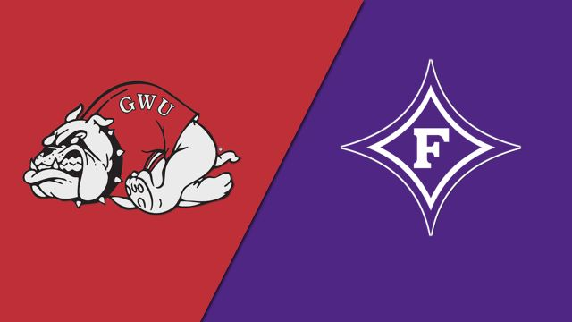 Gardner-Webb vs. Furman (M Basketball)