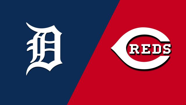 Detroit Tigers vs. Cincinnati Reds