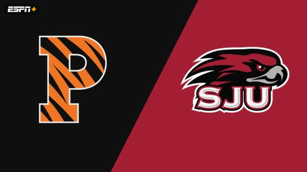Princeton vs. Saint Joseph's (W Soccer)