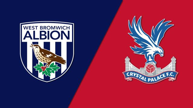 West Bromwich Albion vs. Crystal Palace (Round #3) (Carabao Cup)