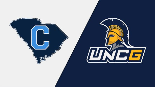 The Citadel vs. UNC Greensboro (M Basketball)
