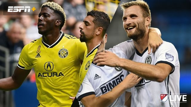 Columbus Crew SC vs. Philadelphia Union (MLS)