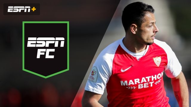 Fri, 1/17 - ESPN FC: Chicharito on the move