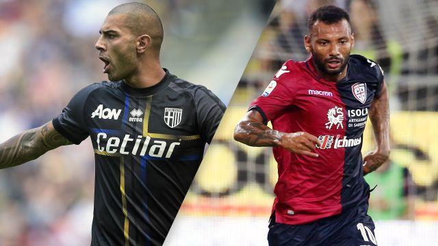 Parma vs. Cagliari (Serie A)