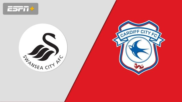 Swansea City vs. Cardiff City (English League Championship)