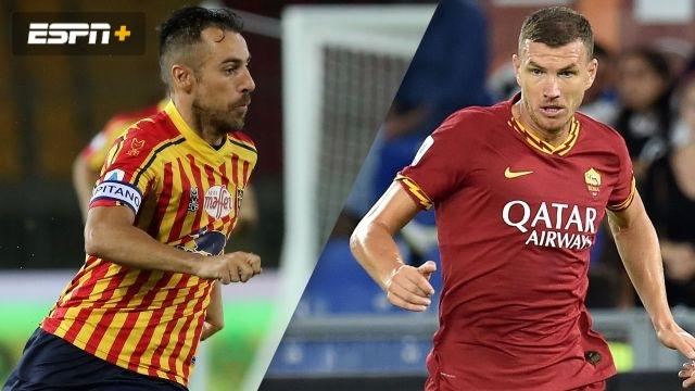 Lecce vs. Roma (Serie A)
