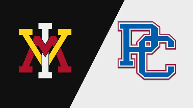 VMI vs. Presbyterian (M Basketball)
