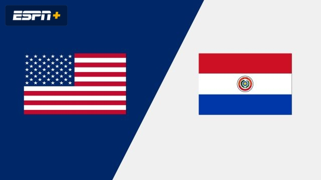 USA vs. Paraguay (Group Phase)
