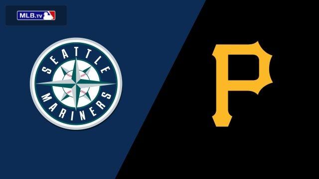 Seattle Mariners vs. Pittsburgh Pirates
