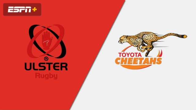 Ulster vs. Cheetahs (Guinness PRO14 Rugby)