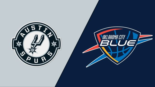 Austin Spurs vs. Oklahoma City Blue