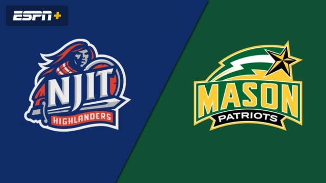 NJIT vs. #15 George Mason (M Volleyball)